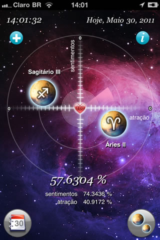 Astro Love screenshot